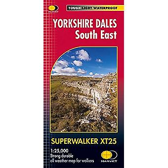 Yorkshire Dales South East XT25 - 9781851375646 Book