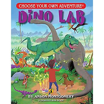 Dino Lab by Anson Montgomery - 9781937133535 Book