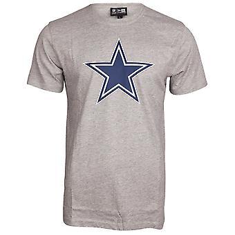 New era basic shirt - NFL Dallas Cowboys grey