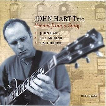 John Hart - Scenes From a Song [CD] USA import