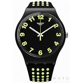 Staal PUNTI GIALLI Mens Watch SUOB147