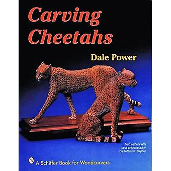 Carving the Cheetah by Dale Power - Jeffrey B. Snyder - 9780887406966