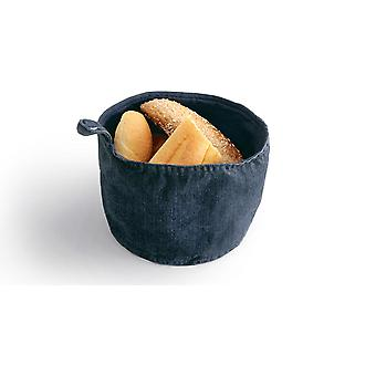 B&C Collection - B&C DNM Denim Fabric Bread Basket