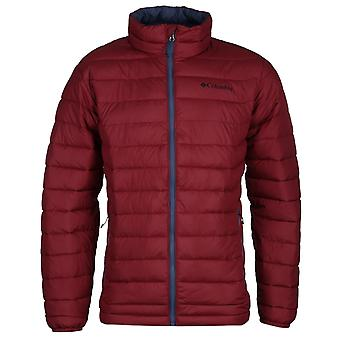 Veste rouge Columbia Powder Lite