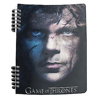 Game of Thrones Faces Lenticular Journal