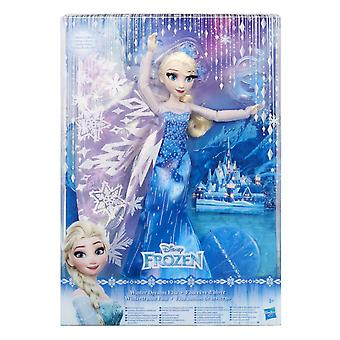 Disney Frozen Frost Deluxe Elsa doll with bendable joints 30cm