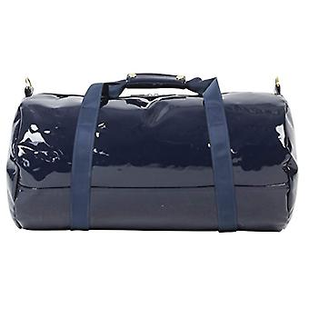 Mi-Pac Gold Duffel Bag Mi-pac - Beach bag in fabric 50 cm Navy blue paint (Blue) - GTM13079630
