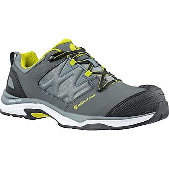 Mens Leather Ultratrail Low Lace Up Safety Shoe