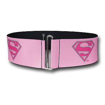 Supergirl Cinch Belt