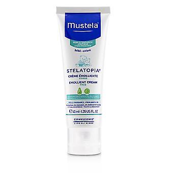 Mustela Stelatopia mykgjørende krem for ansikt-anti-rødhet action-40ml/1.35 oz