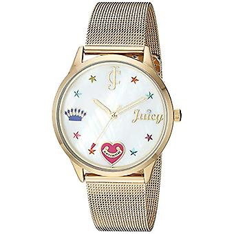 Juicy Couture Clock Woman Ref. JC/1024MPGB