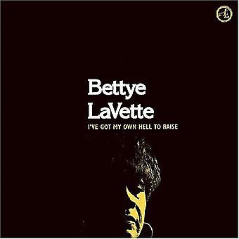 Bettye Lavette - I've Got My propre enfer d'importation USA Raise [CD]
