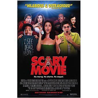Film spaventoso (Video) (2000) Poster Video Originale