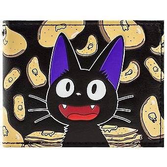 Studio Ghibli Kiki's Delivery Service ID & Card Bi-Fold Wallet