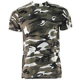 Spiel Camouflage T Shirt