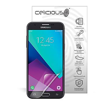 Celicious mat anti-Glare Screen Protector Film Compatible avec Samsung Galaxy Express Prime 2 [Pack 2]