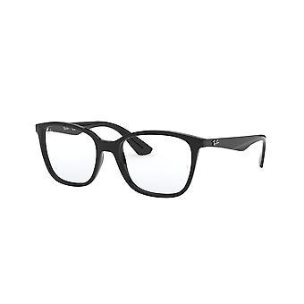 Ray-Ban RB7066 2000 Shiny Black Glasses