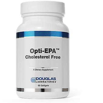 Opti-EPA 500 (cholesterol vrij)-60 softgels-Douglas Laboratories