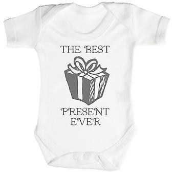The Best Present Ever Baby Bodysuit / Babygrow