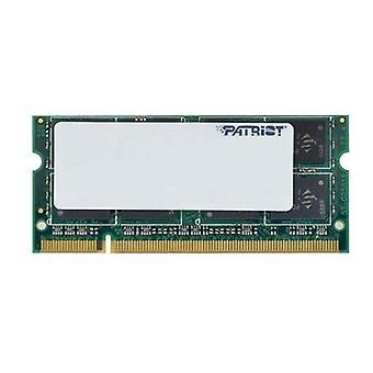 Patriot signature line 8B 1X8Gb Ddr4 2666 512X8 Cl19