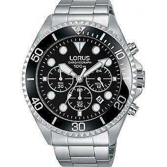 Watch Lorus RT319GX9 - Sport steel man watch