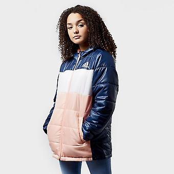 New adidas Kids' Back To School Insulated Jacket Pink