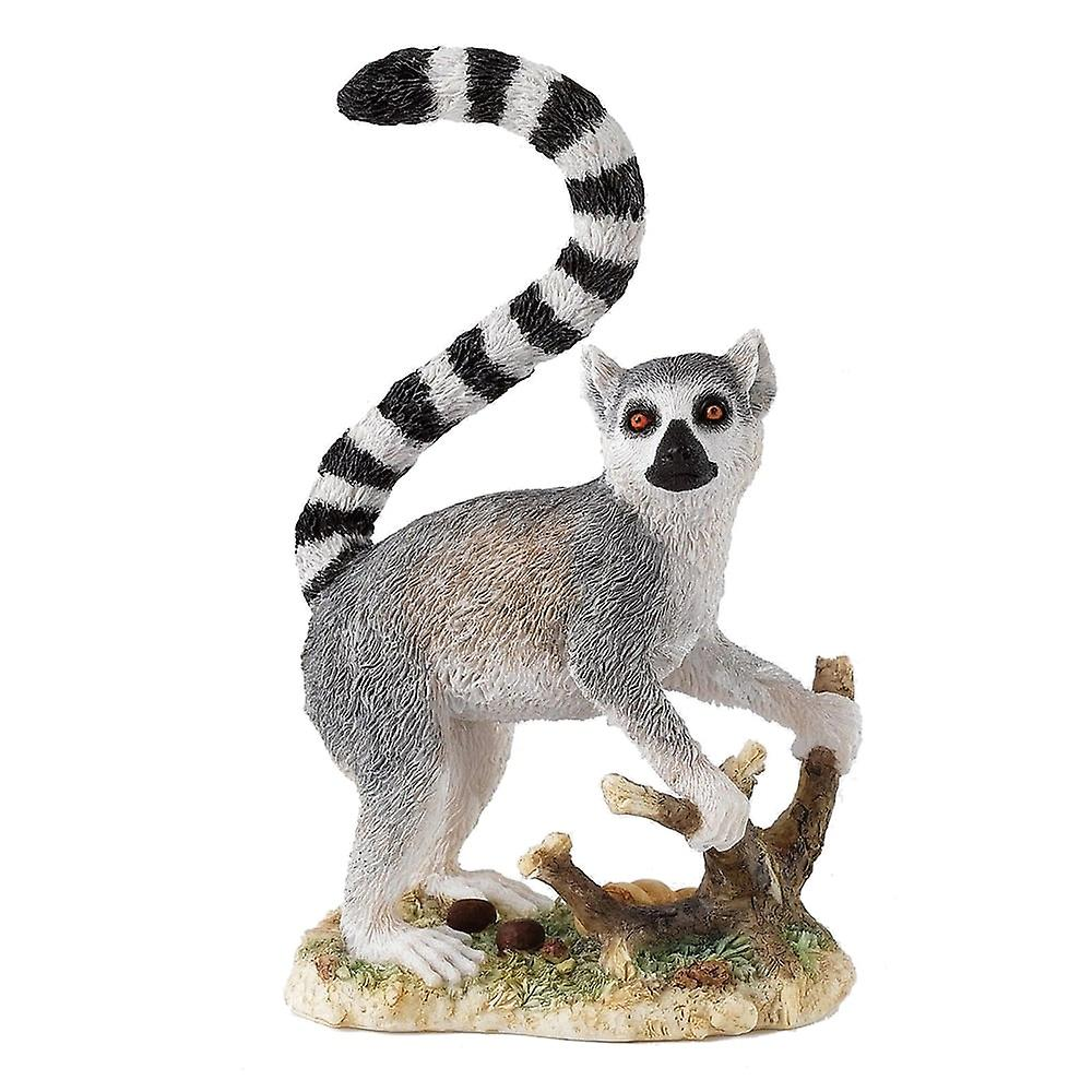 Country Artists Natural World Solitary Lemur Figurine