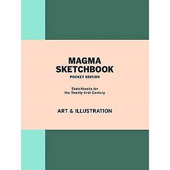Magma Sketchbook Art  Illustration by Catherine Anyango