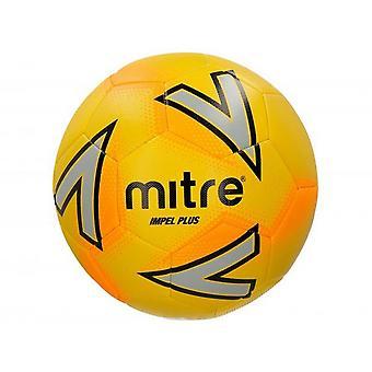 Mitre Impel Plus PU Leather Training Football