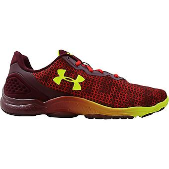 Under Armour UA Micro G Sting TR 2 Red/Yellow 1258797-601 Men's