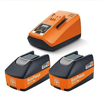 Fein Battery Starter Set High Power 18v 5.2Ah (NIEUWE VERSIE)