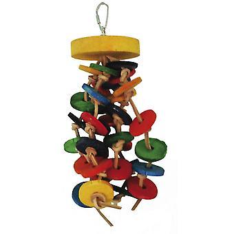 Ica Bird Toy Circles (Birds , Toys)