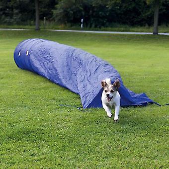 Trixie smidighet tunnelen, Nylon / blå, Ø 60 cm, 5 m (hunder, leker & Sport, Agility)