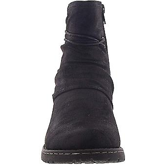 Very G Womens Bruno Faux Suede Booties Ankle Boots