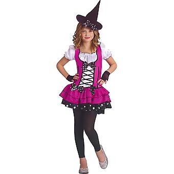 Sweet Witch Toddler Costume