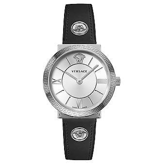Versace ranne kello naisten Glamour Lady kvartsi VEVE00119