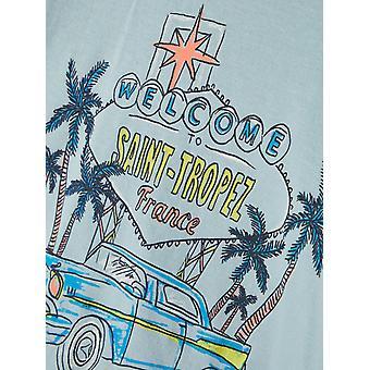 Namn-det Blue Boys Tshirt Facay (Saint-Tropez)