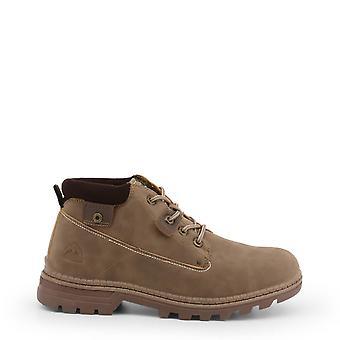 Carrera Jeans Eredeti Férfi őszi / téli boka boot - barna színű 35993