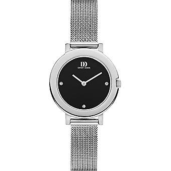 Eminem's DZ120401-wrist watch for women, silver tone stainless steel strap