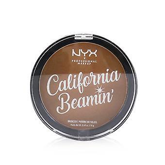 Nyx California Beamin& Bronzer - Stato d'oro - 14g/0.49oz