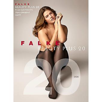 Falke Beauty Plus Size 20 Sheer Tights