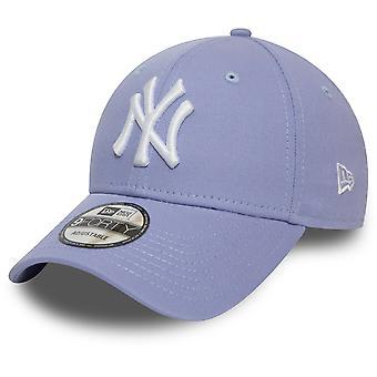 עידן חדש 9Forty נשים של כובע-ניו יורק יאנקיז ברייט ארגמן