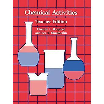 Chemical Activities by Borgford & Christie L.