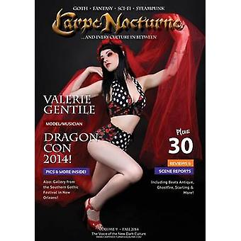 Carpe Nocturne Magazine Fall 2014 Volume 9 Fall 2014 by Various