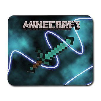 Minecraft Diamant Sword Mouse Pad
