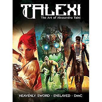 Talexi - The Concept Art of Alessandro Taini - Heavenly Sword - Enslav