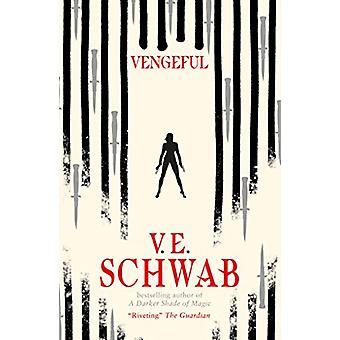 Hevngjerrig av V. E. Schwab - 9781785652486 Book