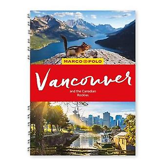 Vancouver & the Canadian Rockies Marco Polo Travel Guide - with p