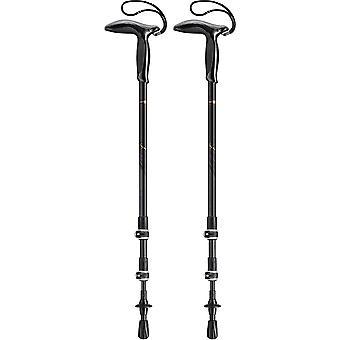 Leki Legend Series Walking Pole (Natural Carbon/Copper) (Single)