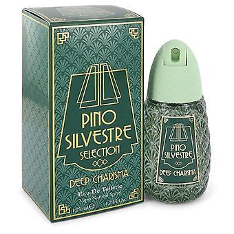 Pino Silvestre Selection Deep Charisma Eau De Toilette Spray By Pino Silvestre 4.2 oz Eau De Toilette Spray